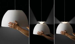 Lampa lumini Bossa justering 2